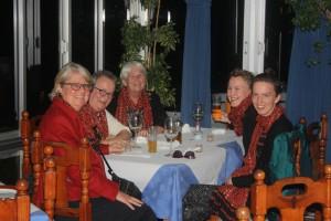 60-årsmiddag i Salobrena